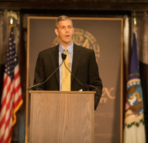 Secretary of Education Arne Duncan (U.S. Dept. of Education)