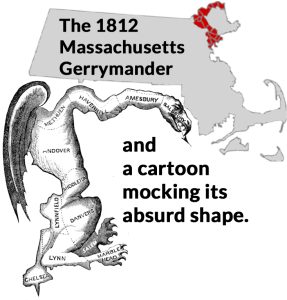 Issue Brief Gerrymandering Reclaim The American Dream - Massachusetts us house of representatives district map