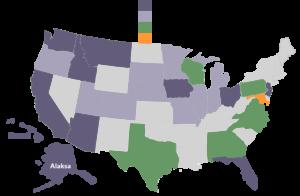 Gerrymandering Reform State Map Nov2017